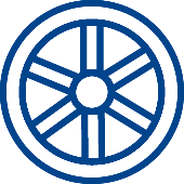 Wheel Services Icon