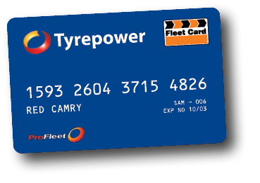 Tyrepower Fleet Card
